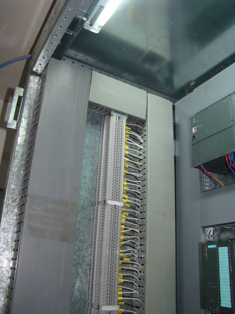 terminal wireing
